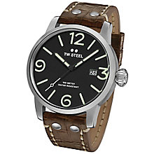 TW Steel Men's Stainless Steel Strap Watch - Product number 5089247