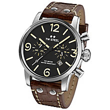 TW Steel Men's Stainless Steel Strap Watch - Product number 5089263