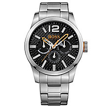 Boss Orange Paris Men's Stainless Steel Bracelet Watch - Product number 5092396