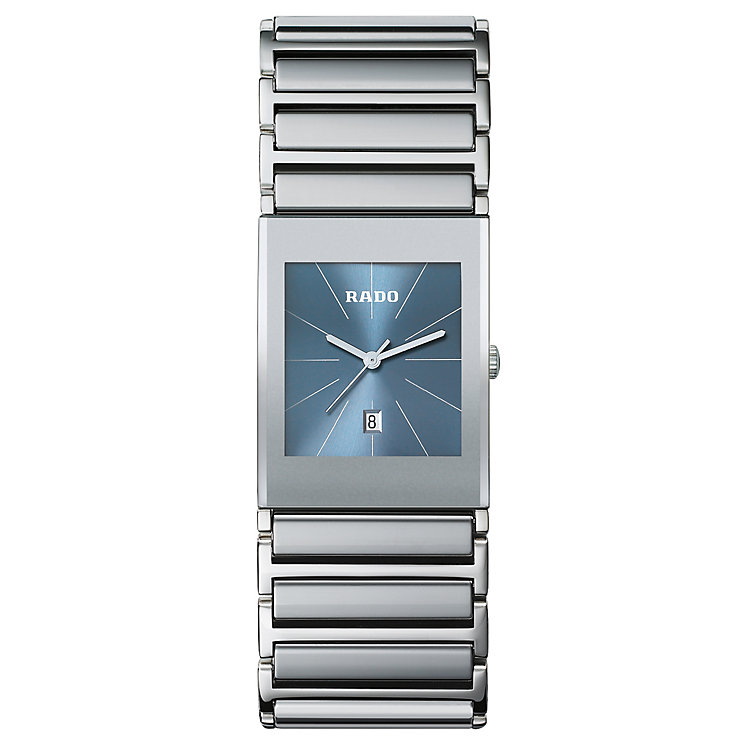 Rado Men's Stainless Steel Bracelet Watch - Product number 5094593