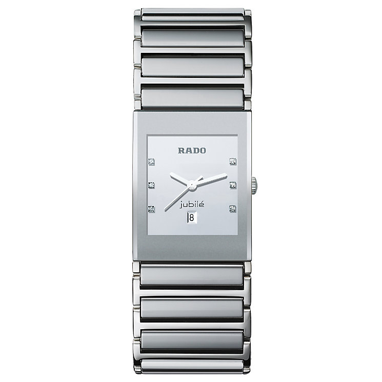 Rado Men's Stainless Steel Bracelet Watch - Product number 5094607