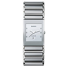 Rado Men's Stainless Steel Bracelet Watch - Product number 5094607