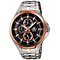 Casio Edifice Men's Stainless Steel Bracelet Watch - Product number 5094623