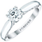 The Forever Diamond 18ct white gold 1ct total ring - Product number 5110084