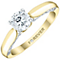 The Forever Diamond 18ct Gold 1 Carat Diamond Ring - Product number 5110246