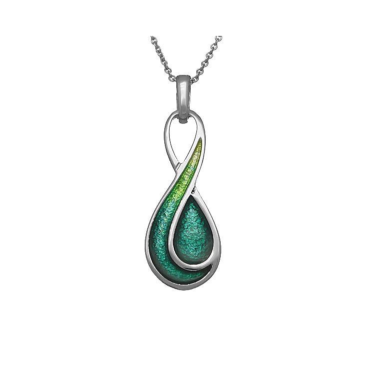 Ortak Sterling Silver Cedar Pendant - Product number 5120519