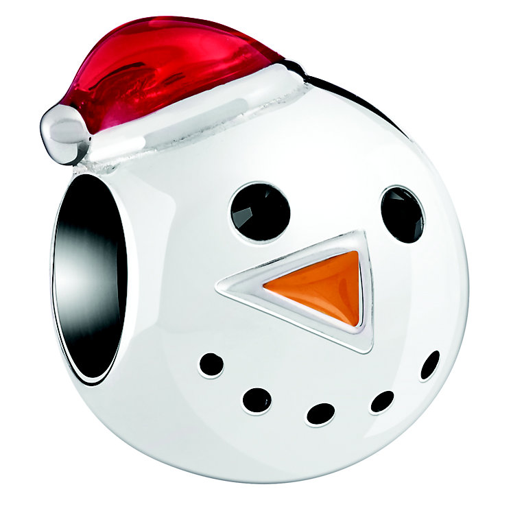 Chamilia Mr Snowman Bead - Product number 5127009