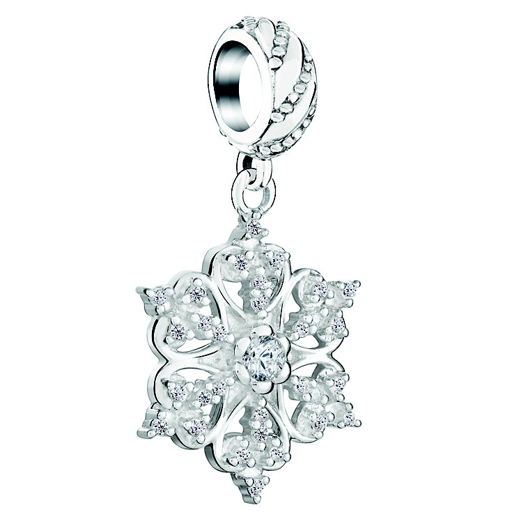 Chamilia Sterling Silver 2016 Brilliance Snowflake - Product number 5127025
