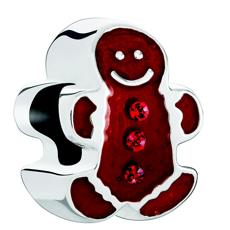 Chamilia Gingerbread Man Bead - Product number 5127076