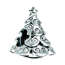 Chamilia Crystal Christmas Tree Bead - Product number 5127327