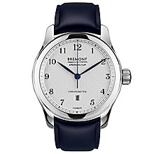 Bremont America's Cup Collection ACI Men's Strap Watch - Product number 5129044
