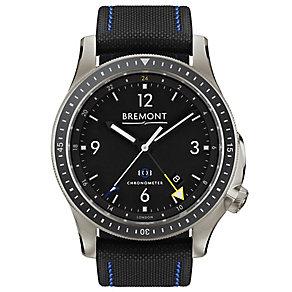 Bremont Boeing Model 1 TI-GMT Men's Titanium Strap Watch - Product number 5129168