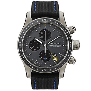 Bremont Boeing Model 247 TI-GMT Men's Titanium Strap Watch - Product number 5129206