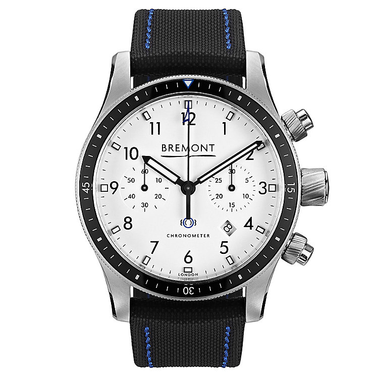 Bremont Boeing Model 247/WH Men's Stainless Steel Watch - Product number 5129214