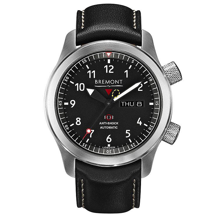 Bremont Martin Baker MBII-BK Men's Anthracite Side Watch - Product number 5129257
