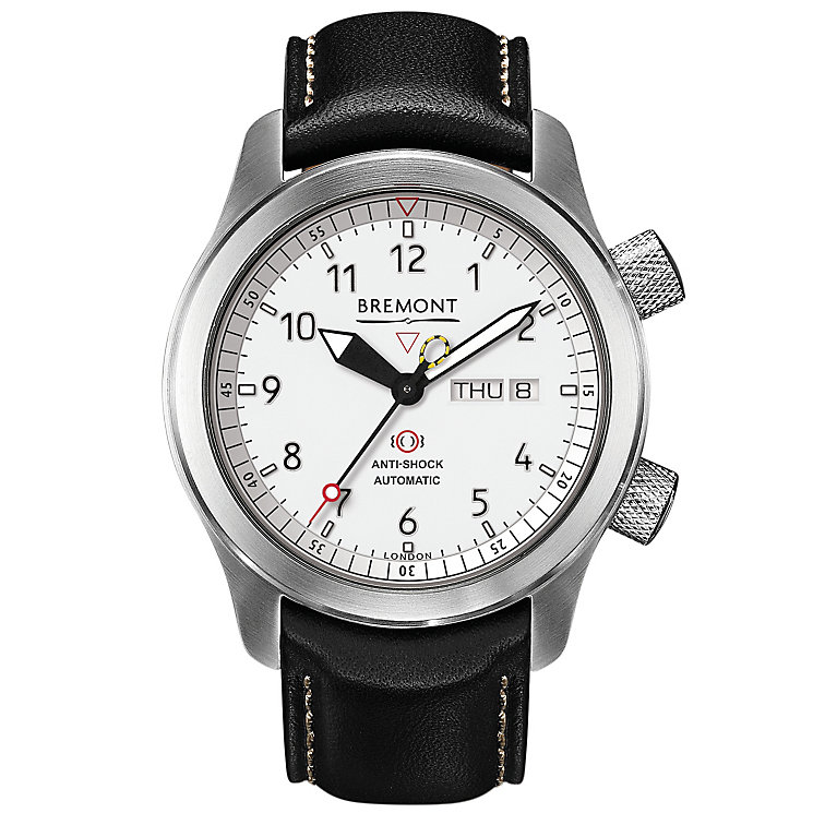 Bremont Martin Baker MBII-WH Men's Anthracite Side Watch - Product number 5129281