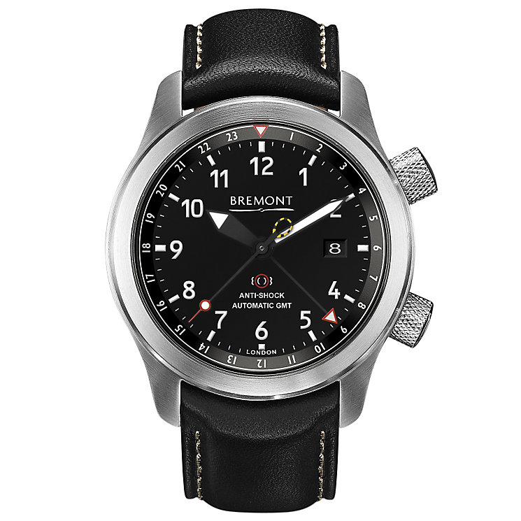 Bremont Martin Baker MBIII Men's Bronze Side Strap Watch - Product number 5129303