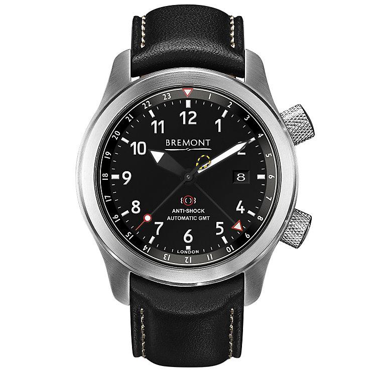 Bremont Martin Baker MBIII Men's Orange Side Strap Watch - Product number 5129311