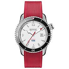 Bremont America's Cup Collection Oracle I Men's Strap Watch - Product number 5129338