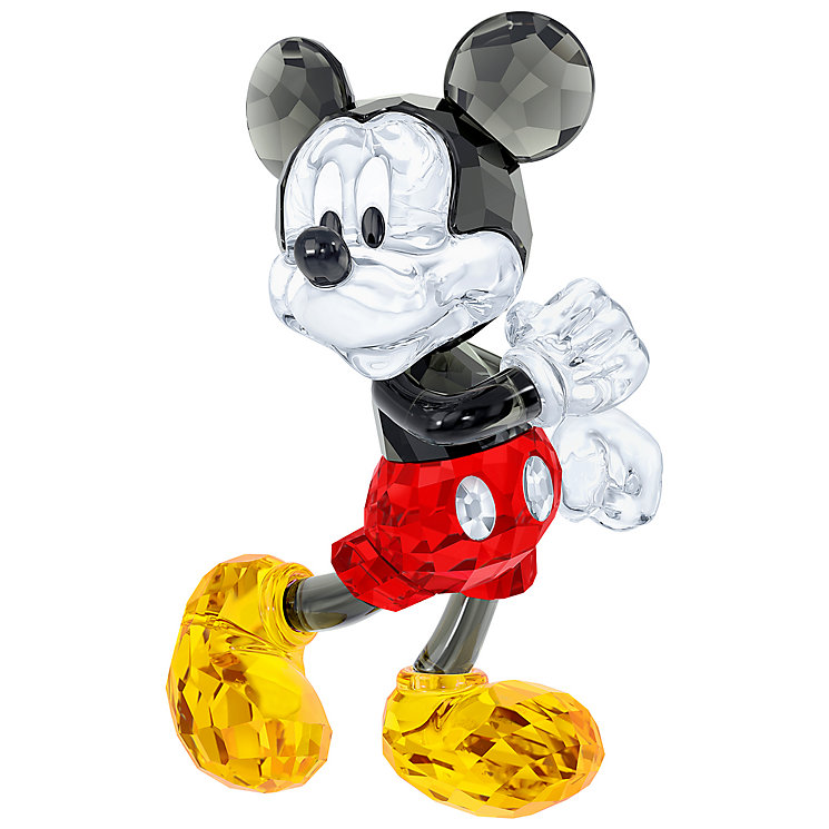 Swarovski Crystal Mickey Mouse Ornament - Product number 5130891