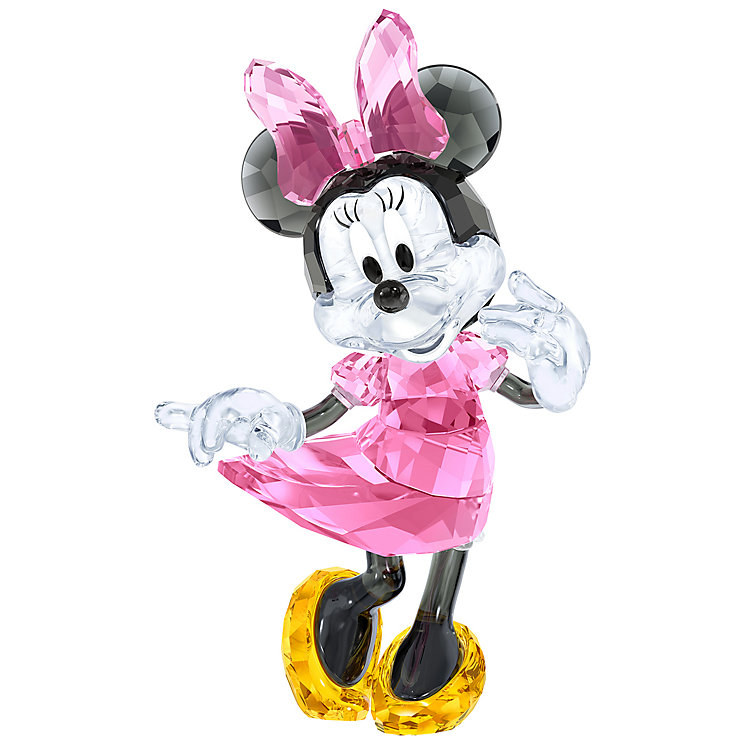 Swarovski Crystal Minnie Mouse Ornament - Product number 5130905