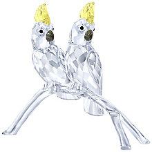 Swarovski Crystal Cockatoos Ornament - Product number 5130913