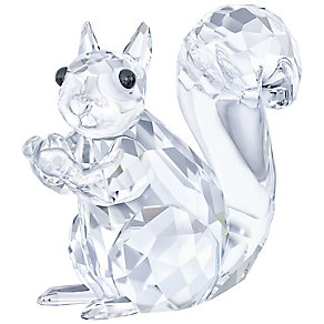 Swarovski Crystal Squirrel Ornament - Product number 5130948