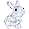 Swarovski Crystal Baby Rabbit Ornament - Product number 5130956