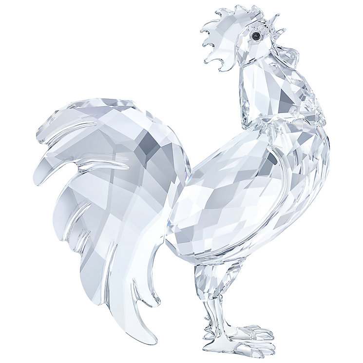 Swarovski Crystal Rooster Ornament - Product number 5130964
