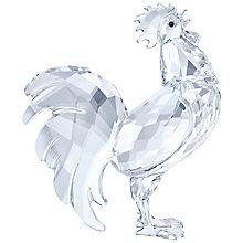 Swarovski Crystal Rooster Ornament - Product number 5130964