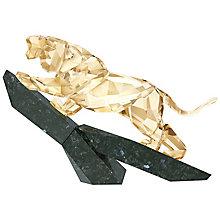 Swarovski Crystal Tiger Ornament - Product number 5130980