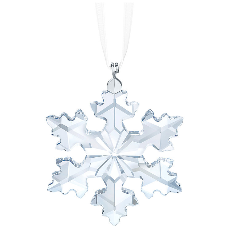 Swarovski Crystal Little Snowflake Ornament - Product number 5131006