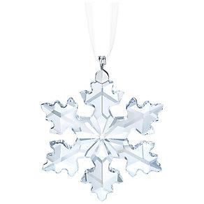 Swarovski Crystal Little Snowflake Ornament - Product number 5131006