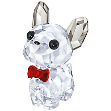 Swarovski Crystal Bruno The French Bulldog Ornament - Product number 5131014