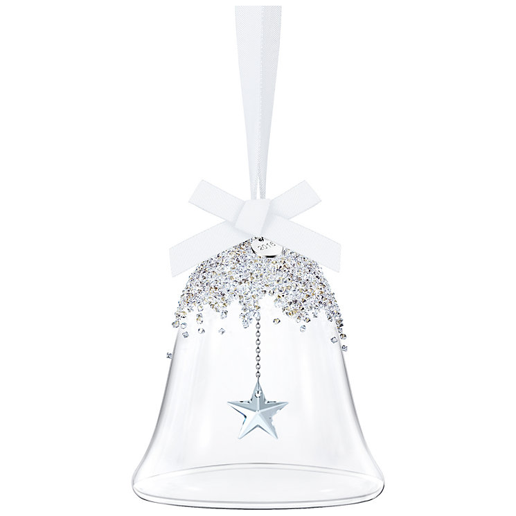 Swarovski Christmas Bell Ornament Annual Edition 2016 - Product number 5131057