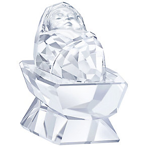 Swarovski Crystal Nativity Scene Baby Jesus Ornament - Product number 5131162