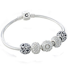 Chamilia Five Bead Bracelet - Product number 5131340