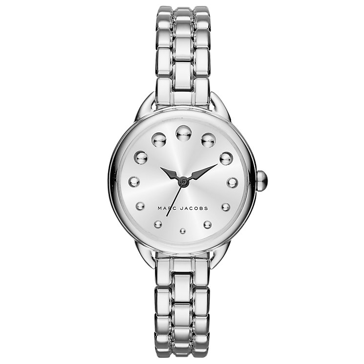 Marc Jacobs Betty Ladies' Stainless Steel Bracelet Watch - Product number 5131596