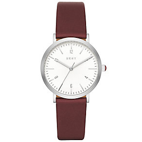 DKNY Ladies' Stainless Steel Strap Watch - Product number 5131766