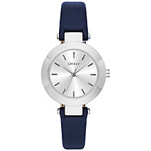 DKNY Ladies' Stainless Steel Strap Watch - Product number 5131839