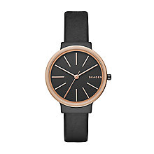 Skagen Ancher Ladies' Rose Gold Tone Strap Watch - Product number 5133254