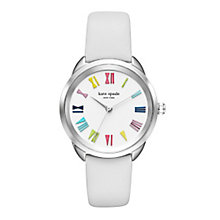 Kate Spade Crosstown Ladies' Stainless Steel Strap Watch - Product number 5133874