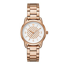 Kate Spade Ladies' Rose Gold Tone Bracelet Watch - Product number 5133939