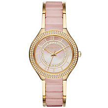 Michael Kors Kerry Ladies' Gold Tone Bracelet Watch - Product number 5134250