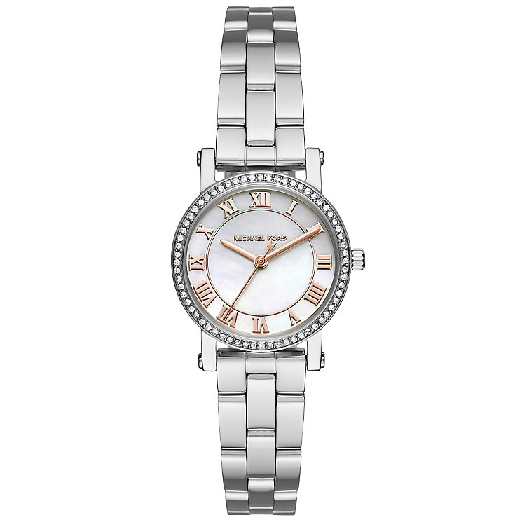 Michael Kors Ladies' Stainless Steel Bracelet Watch - Product number 5134277