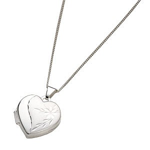 Silver Locket - Product number 5134978