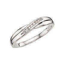 Bride's Platinum Diamond Ring - Product number 5135176