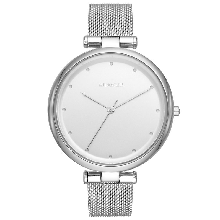 Skagen Tanja Ladies' Stainless Steel Bracelet Watch - Product number 5141478