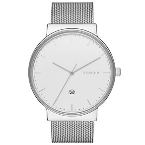 Skagen Ancher Men's Stainless Steel Bracelet Watch - Product number 5141494
