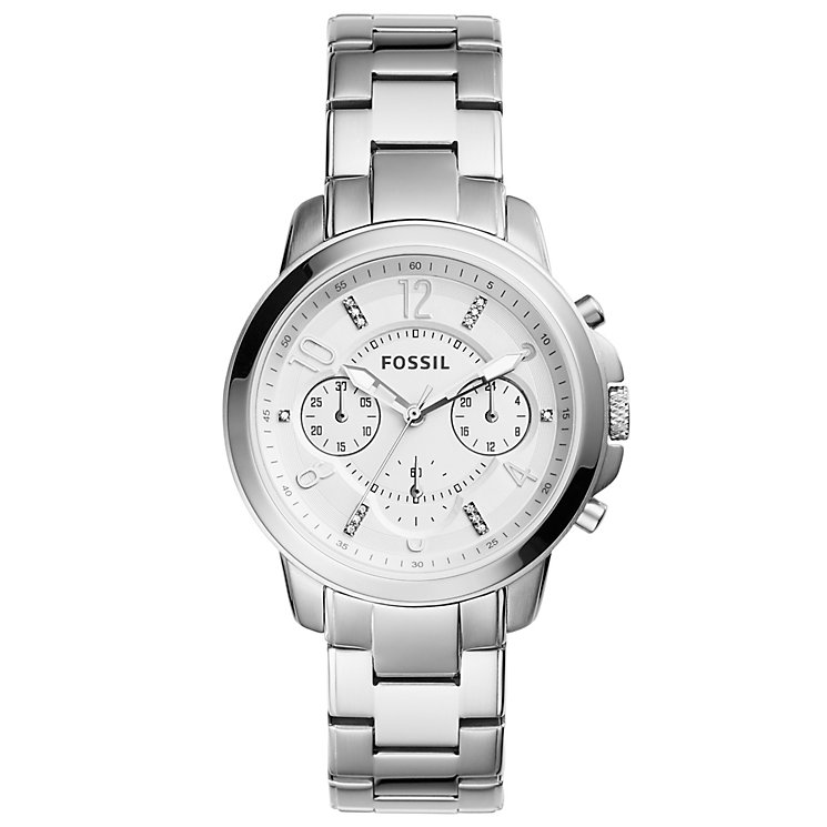 Fossil Gywnn Ladies' Stainless Steel Bracelet Watch - Product number 5141605